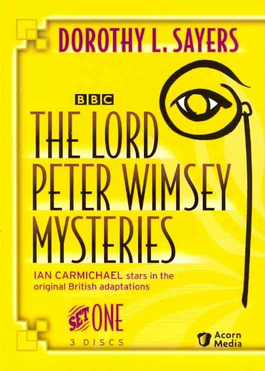 LORD PETER WIMSEY COLLECTION SET 1 BY LORD PETER WIMSEY (DVD)